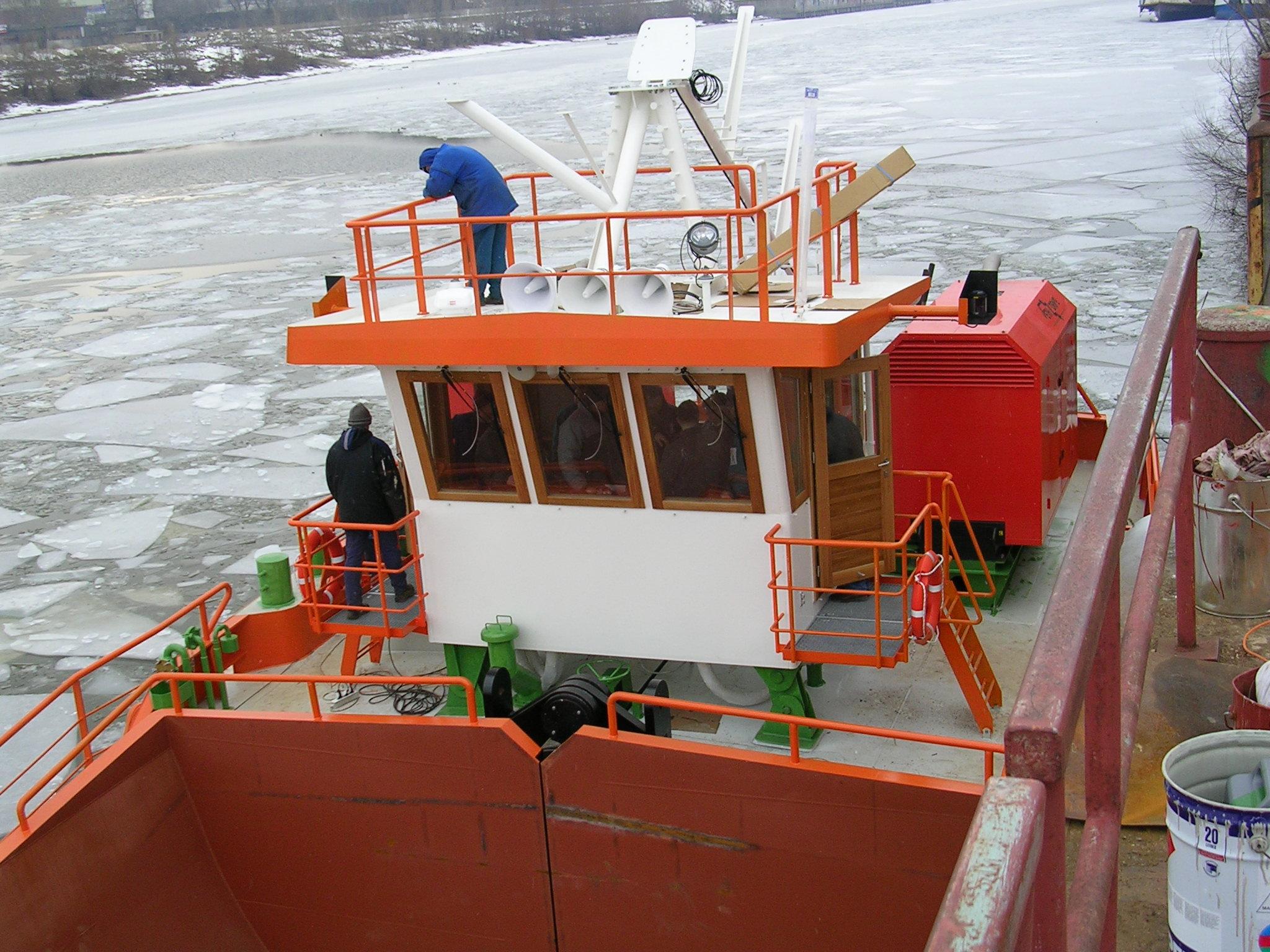 Splitbarge